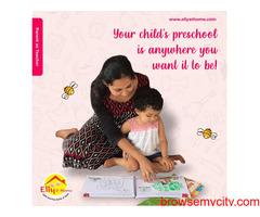 Elly@home - Online Preschool in India