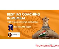 Find Top IAS Coaching Center in Mumbai | JiGuruG