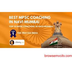 Find Top MPSC Coaching Center in Navi Mumbai | JiGuruG