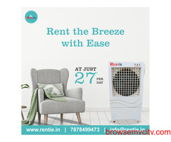 Find the Best Air Cooler for Rent in Udaipur at ₹27 Per Day at Rentie