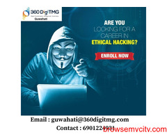 Ethical Hacking course in Guwahati