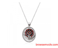 Shop genuine latest sterling silver jewellery online - Arnia
