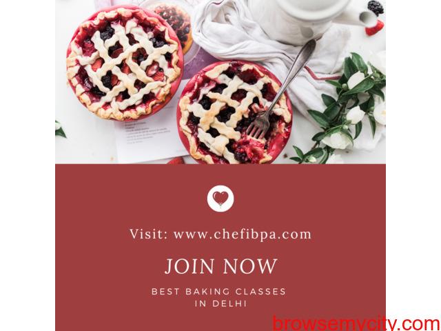 Baking Classes in Delhi - 1/1