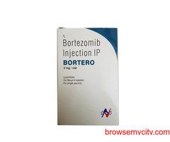 bortero 2mg injection price