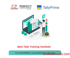 Which is the best Tally Training Institute in Ahmedabad?