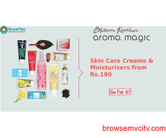 Aroma Magic Coupons, Deals & Offers: Get Akin Care & moisturizers From rs. 190