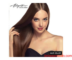 Ammonia free hair color