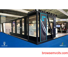 Engage Visitors With Exclusive Trade Show Booth Design