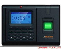 Buy Biometric Attendance Machine in Delhi