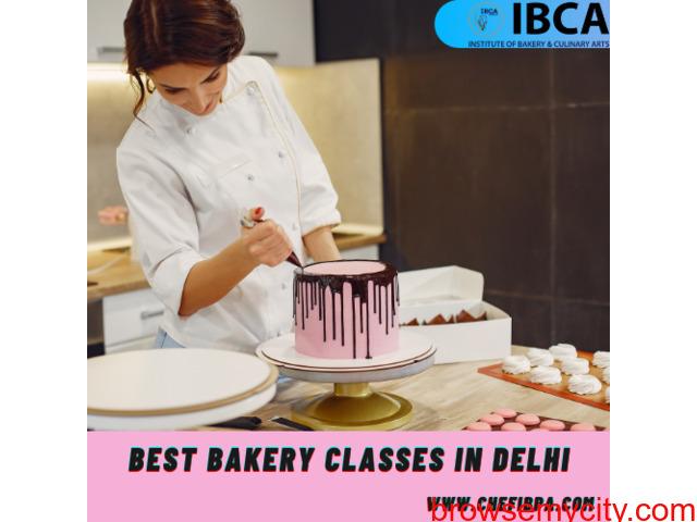 Best Bakery Classes in Delhi - 1/1