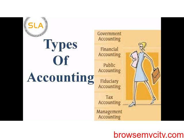 Accounting & GST Taxation Institute in Lajpat Nagar, Delhi - 1/1