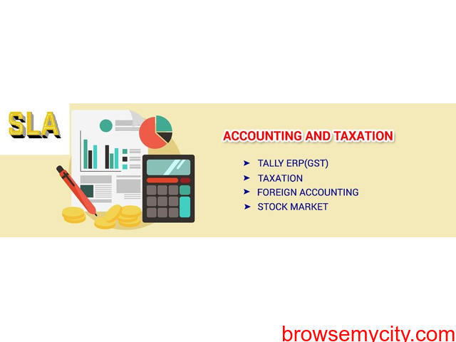 Accounting & GST Taxation Practitioner Course in Loni, Delhi - 1/2