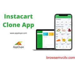Start your Business Venture with Instacart Clone App