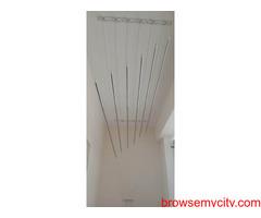 Call 09290703352 for Cloth Drying Hanger in Jamshedpur, Ceiling Cloth Hanger, Kapde Sukhane Hanger