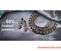 Fizz  Coupons, Deals & Offers: Up to 60% Off Oxidized Jewelry