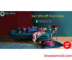 Get 10% Off First Order