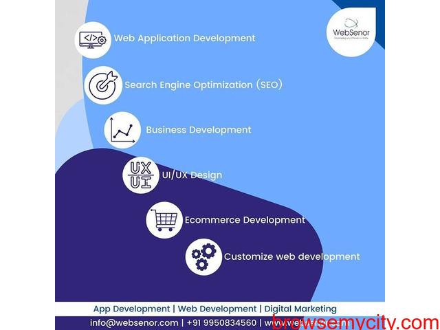 Web Designing Services - Websenor Infotech - 3/3
