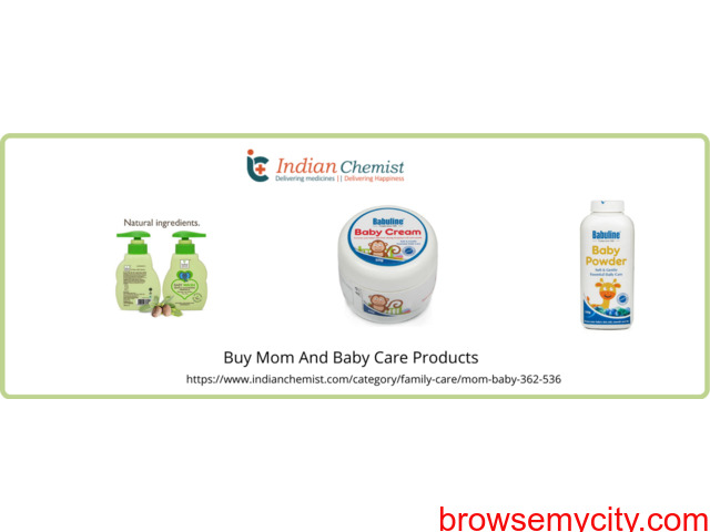 Buy Mom And Baby Care Products   Medicine Online - 1/1