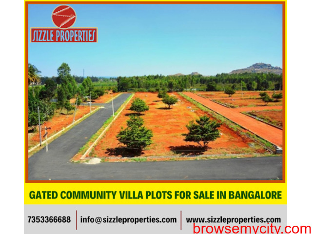 Residential Plots for sale in Bangalore - 1/1