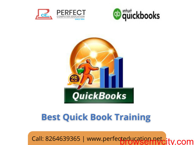 Where can I get the best Quick book Training in Ahmedabad? - 1/1