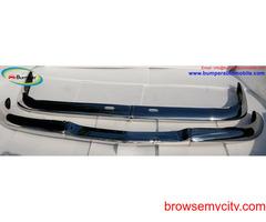 BMW 2000 CS bumpers
