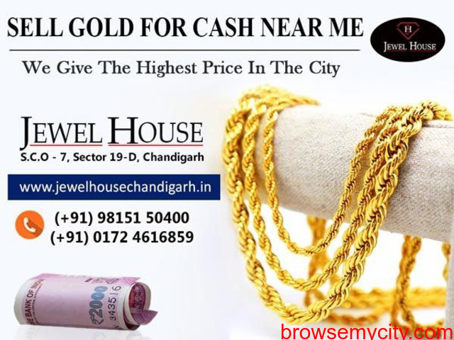 Sell Gold in Chandigarh - 2/2