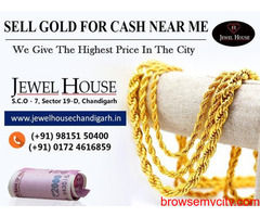 Sell Gold in Chandigarh