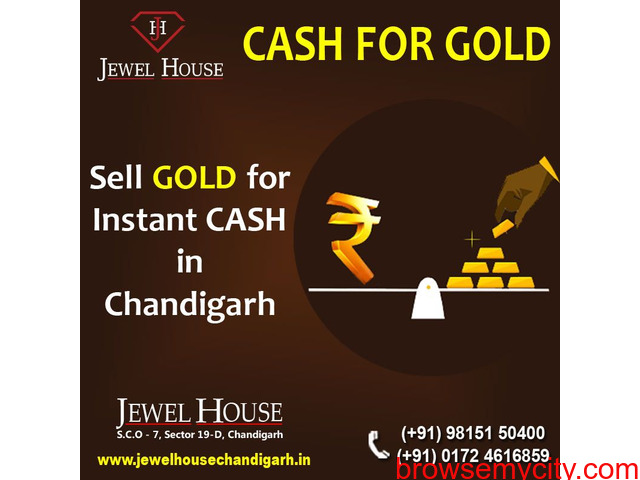 cash for gold in chandigarh - 1/4