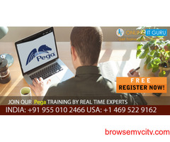 Pega Online Training Free Live demo