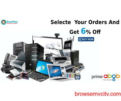 primeabgb coupons: 6% off Selected Orders