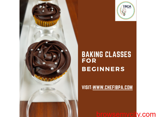 Baking Classes for Beginners - 1/1