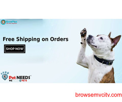4petneeds Coupons, Deals: Free Shipping on Orders