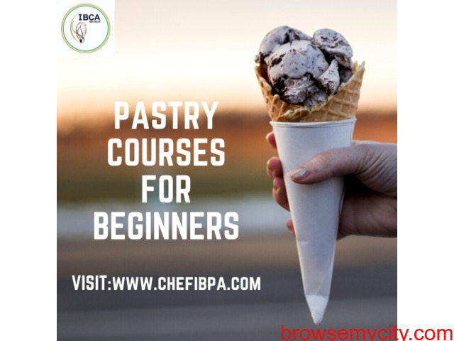 Pastry Courses for Beginners - 1/1