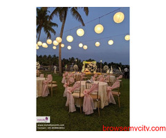 Melodia Events | Destination Wedding Planner in Kochi, Kerala