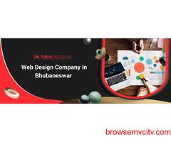 Top quality web design Bhubaneswar now at an amazing price