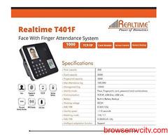 Realtime Biometric Attendance Machine in Delhi