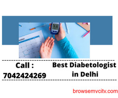 8010931122 Type 2 diabetes doctor in Gulmohar Park