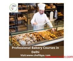 Professional Bakery Courses in Delhi