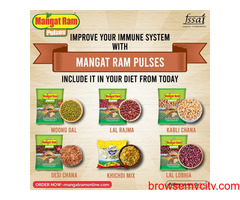 Best Dal and Pulses company in UP