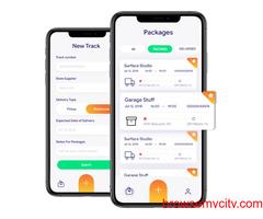 Courier Delivery App from Inoru