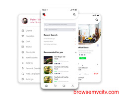 UberEats Clone App from Inoru