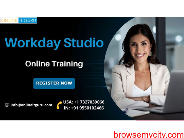 Workday studio online training | workday studio online training hyderabad - 1/1