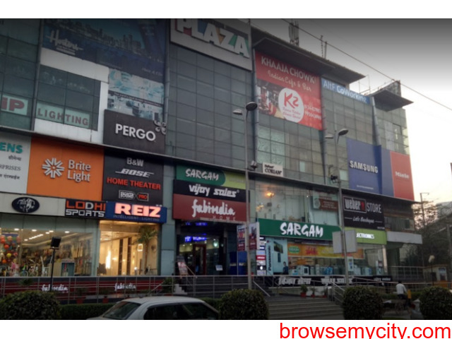 Office Space for Rent in Plaza Mall   Office Space for Rent on Mg Road Gurgaon - 1/1