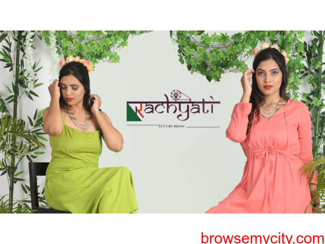 Online Shopping Site for Women - Upper Wear, Bottom Wear - 1/1