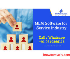 MLM Software for Service Industry – MLM Software Tamilnadu