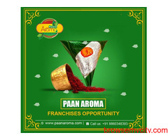 Top 10 Reasons – Why Paan Aroma is the Best choice as Paan Franchise