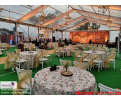 Melodia Events | Wedding German Tent Decoration Thrissur, Ernakulam, Kerala