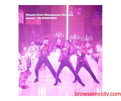 Melodia Events | Wedding Dances & Entertainments in Thrissur, Palakkad, Kerala