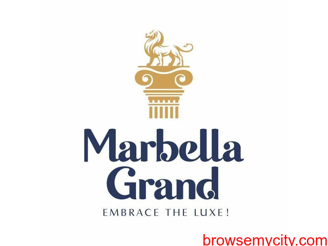 Select the best home in Mohali by choosing Marbella Grand - 1/1