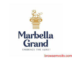 Select the best home in Mohali by choosing Marbella Grand